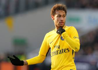 PSG's entire strategy rests on what Neymar decides to do
