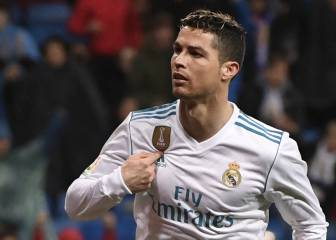 Cristiano Ronaldo hits form with 17 goals already in 2018