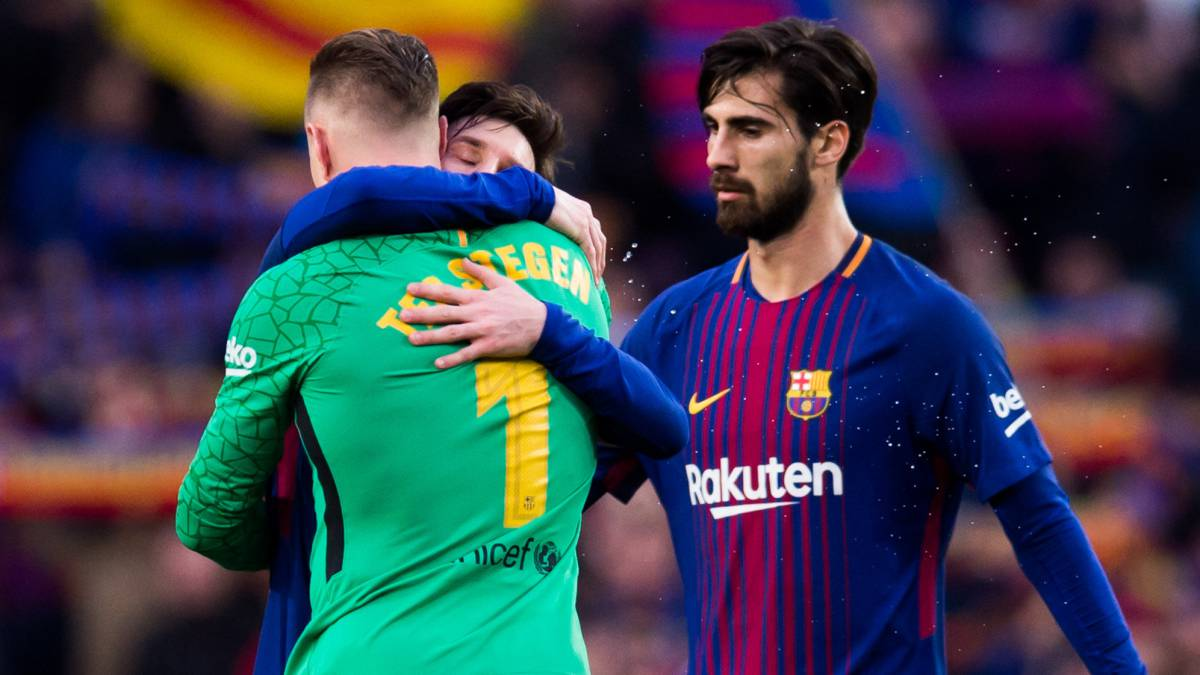 "André Gomes ""feels ashamed"" about his time at Barça"