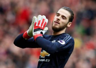 PSG, Real set for transfer tussle on second front as Paris eye De Gea
