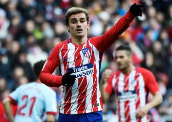 Griezmann set on Barça despite Atleti bid to keep him: Le 10 Sport