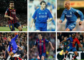 Barcelona vs Chelsea | 13 players to have worn both colours