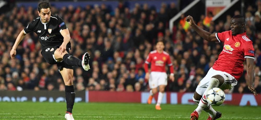 Manchester United - Sevilla live: Champions League 2018