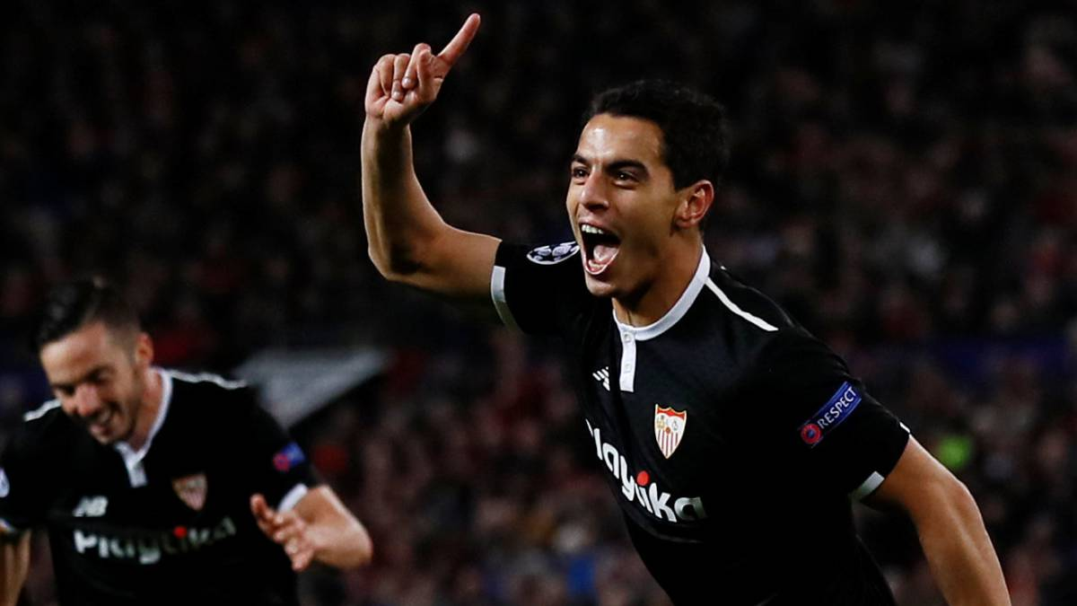 Ben Yedder: 'It was a crazy game and a dream to qualify'