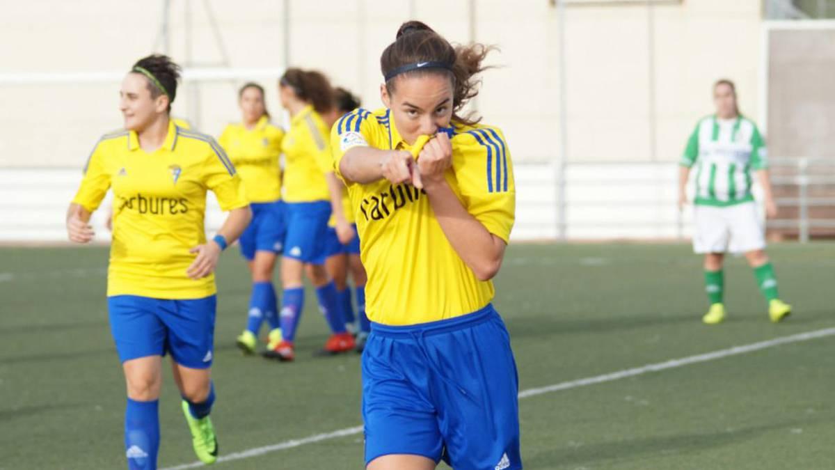 El Cádiz Femenino ya es campeón y señala al ascenso
