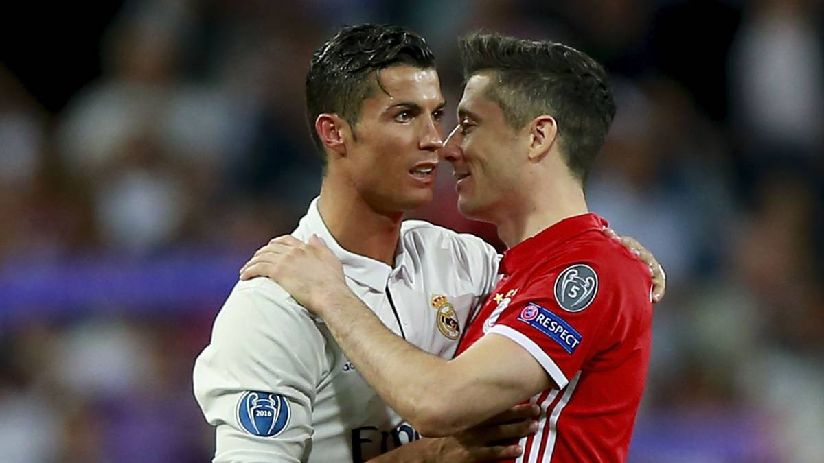 "Elber: ""Cristiano isn't stupid, every club wants Lewandowski..."""