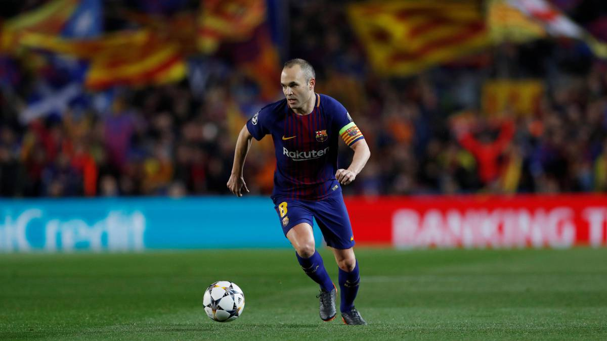 Iniesta: 'I need to decide whether to leave Barça for China by April 30th'
