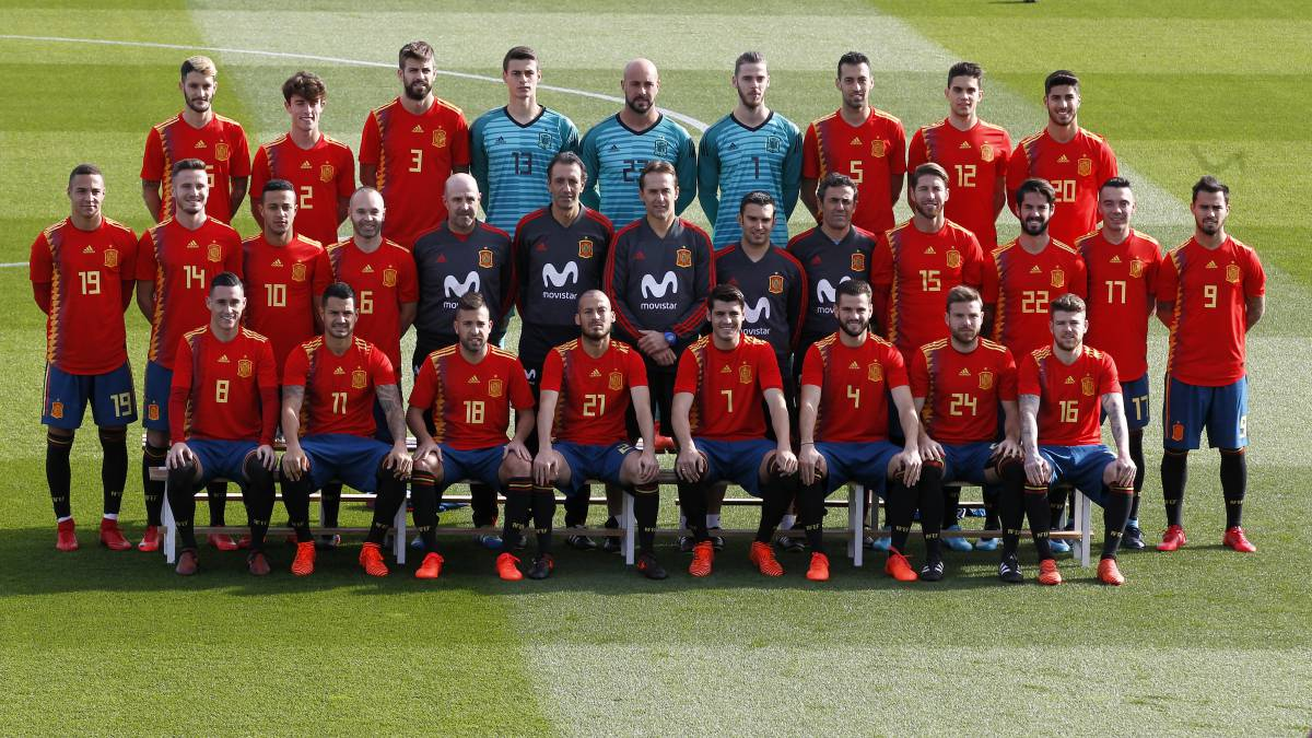 Spain already know 19 players for the World Cup...but who else?
