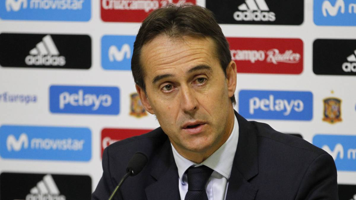 "Lopetegui: ""Morata's World Cup chances remain intact..."""