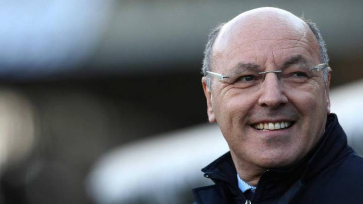 Marotta, director general de la Juventus.