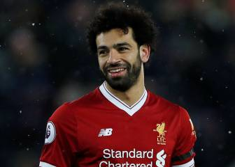 Salah leads Messi, Kane and Cavani in Golden Boot stakes