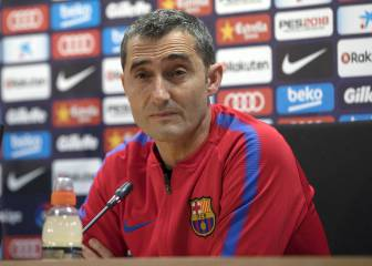 Valverde on the treble: