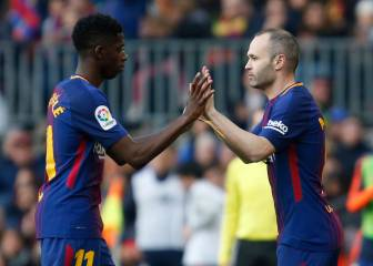 Camp Nou pleads with Andrés Iniesta to stay