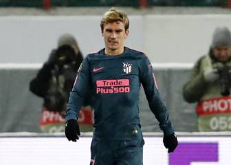 Griezmann makes sure he's available for Real Madrid match
