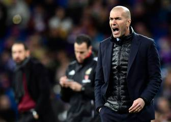 Zidane praises Ronaldo but laments Madrid's leaky defence