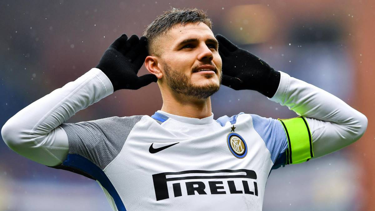 "Icardi: ""Spain and Italy tried to get me but I wanted Argentina"""