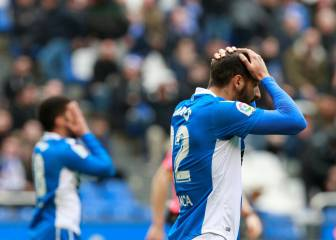 Not-so-super Depor on worst run in Primera División history