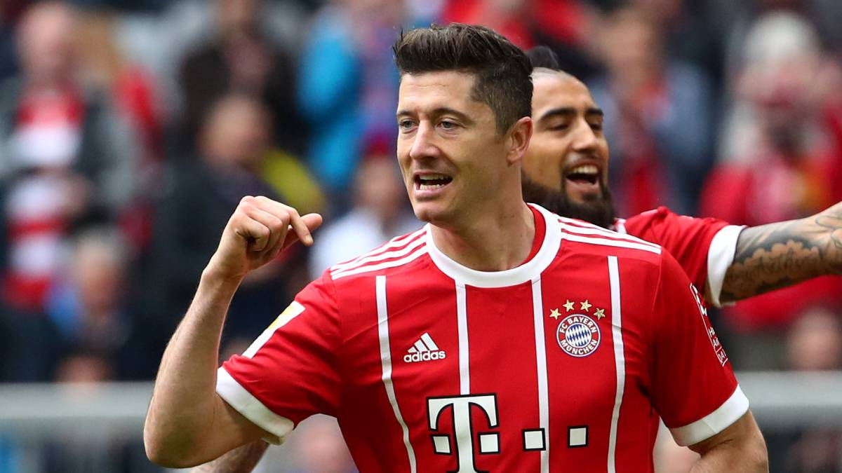 Kicker - Bayern determined to hang on to Lewandowski