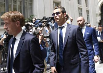 Spain's tax office rejects Cristiano settlement offer