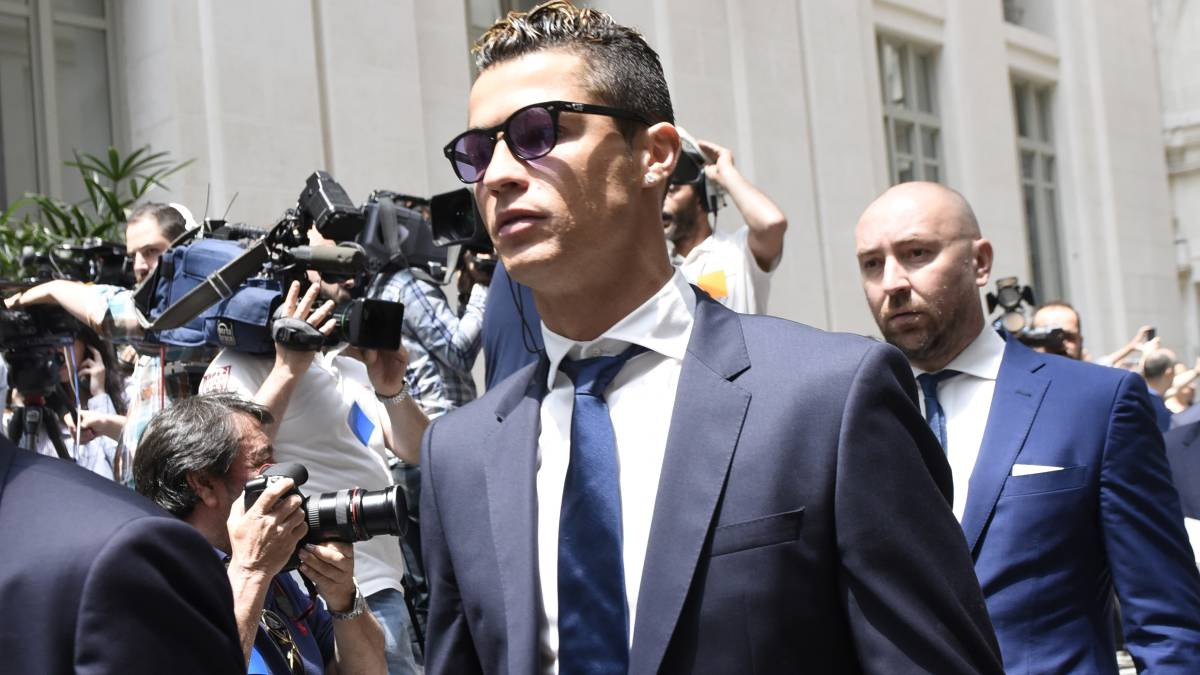 Cristiano Ronaldo tax evasion: 3.8m settlement offer rejected