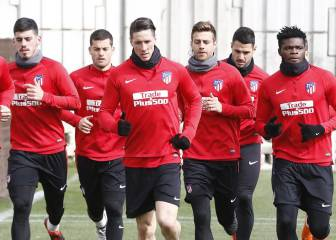 Atlético sweating on Fifa virus as squad thins out before Real