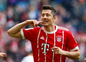 Zidane gives Lewandowski consent for Real Madrid move