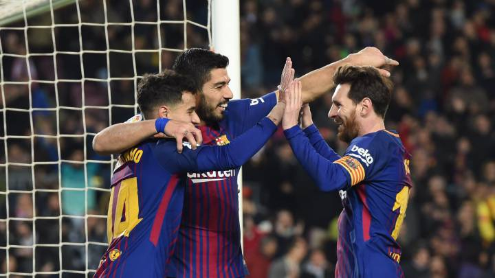 El Clasico Barca Could Secure The Liga Title Against Madrid