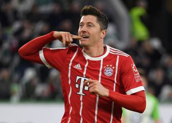The five key individuals in Real Madrid's Lewandowski pursuit