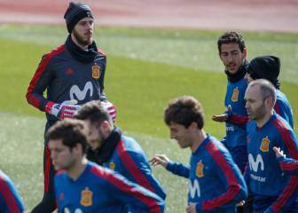 Spain squad: Costa gets 19, Rodrigo takes Morata's no. 9