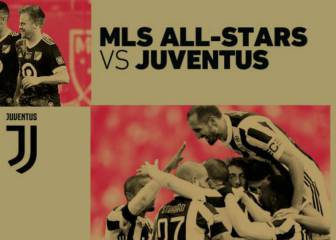 La Juventus sucede al Madrid: jugará el MLS All-Star Game 2018