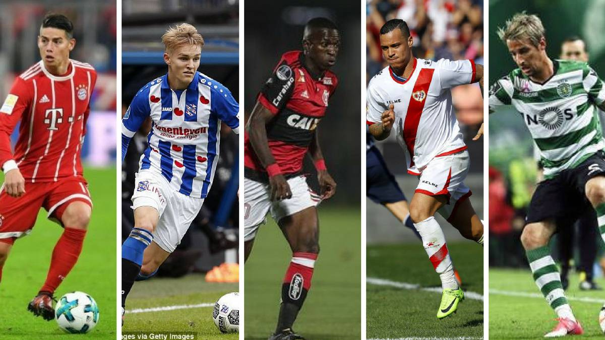 Real Madrid loan players round-up: Odegaard, Vinicius, De Tomás
