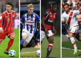Real Madrid loan players round-up: Odegaard, Vinicius, De Tomás..