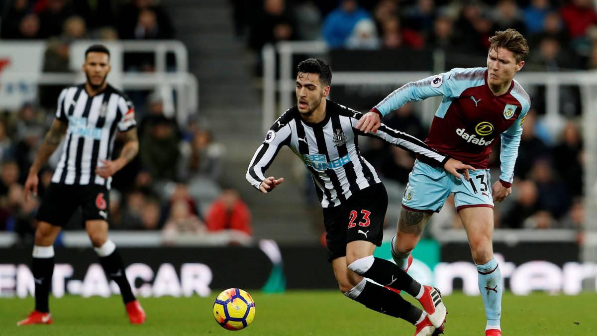 El Newcastle negociará en junio por Mikel Merino