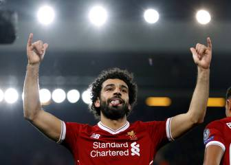 El plan anti Real Madrid del Liverpool para retener a Salah
