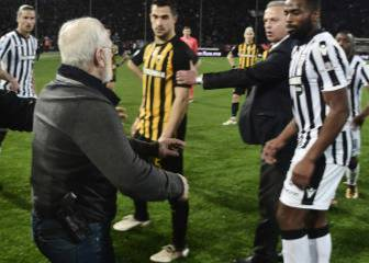 Greek League resumes with new penalties for violent conduct