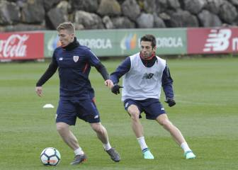 Iker Muniain returns to give Athletic Bilbao a boost