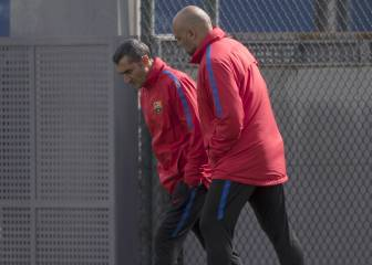 Valverde facing selection headaches for Sevilla game