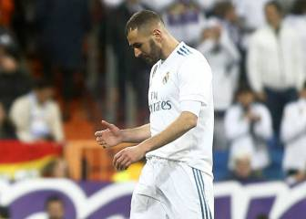 Karim Benzema's 400th game overshadowed by goal drought