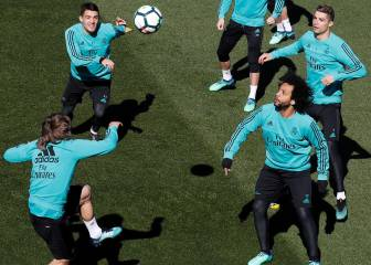 Zidane to rotate against Las Palmas: Cristiano, Ramos, Isco...