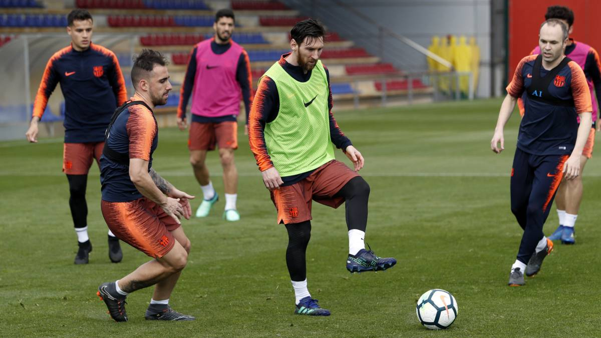 Surprise for Barça: UEFA call 11 players for anti-doping control