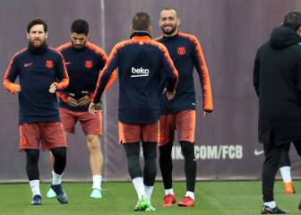 Messi in the list for Sevilla game