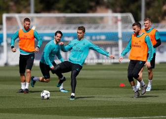 Zidane recovers Ramos and Isco ahead of Juventus clash