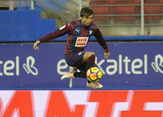 Javier Tebas confirms Inui will leave Eibar for Betis