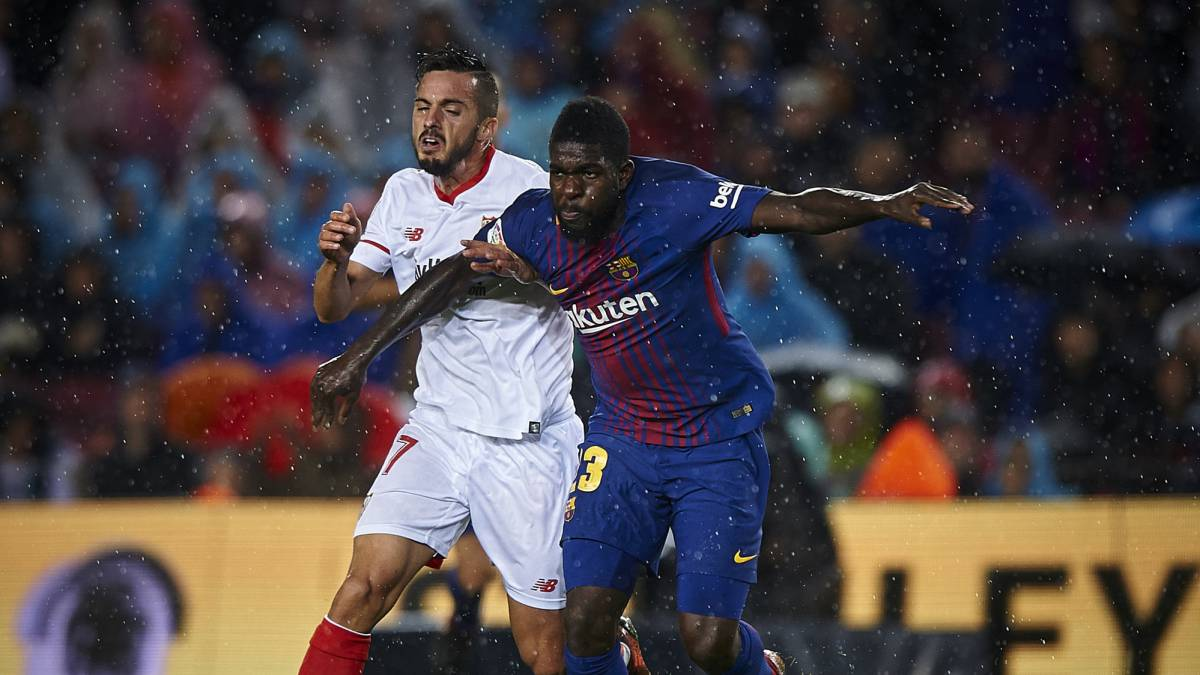 "Umtiti: ""My release clause is low, everyone is conscious of that"""