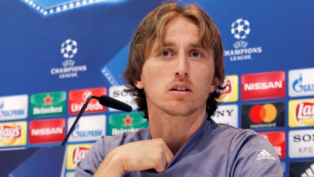 Real Madrid's Modric on Isco, Benzema, Bale and Cristiano
