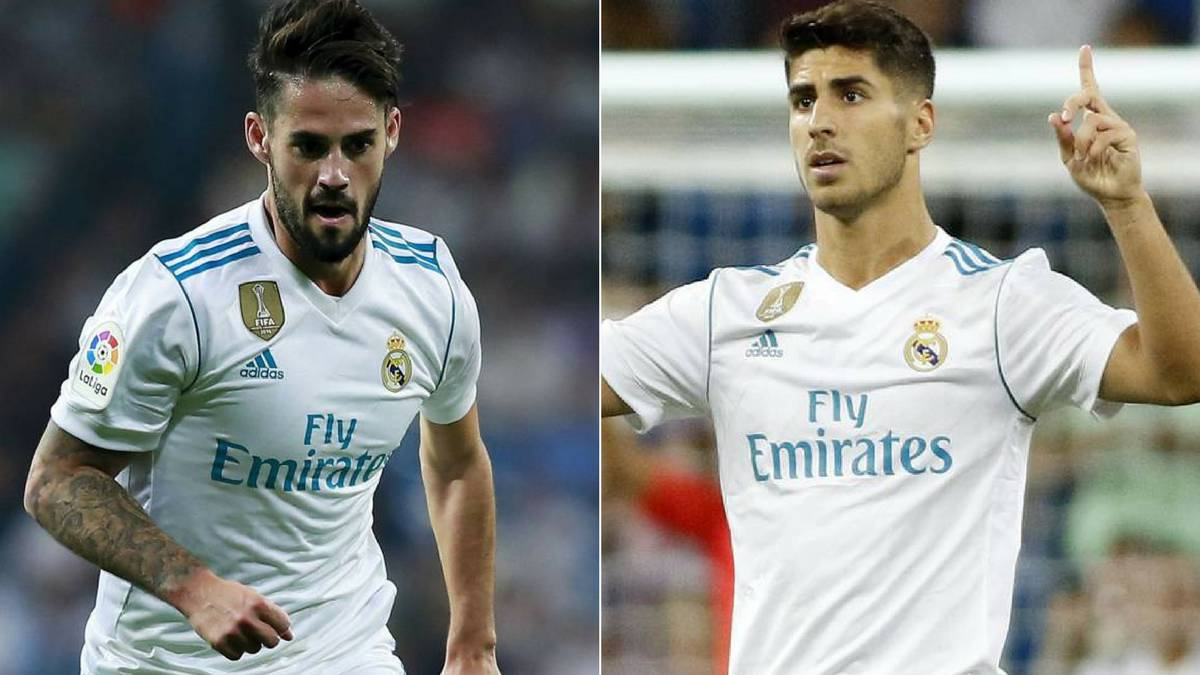 AS.com readers want Isco & Asensio to start over Benzema & Bale
