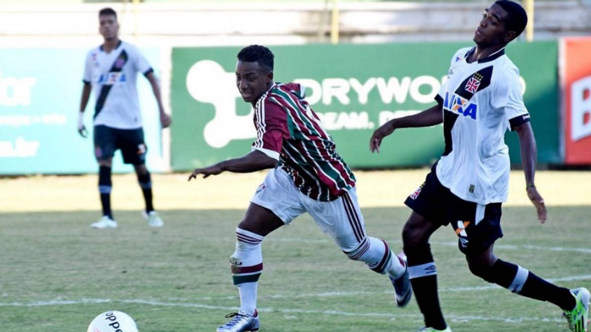 Real Madrid scouting Fluminense youngsters Wisney and Ramon
