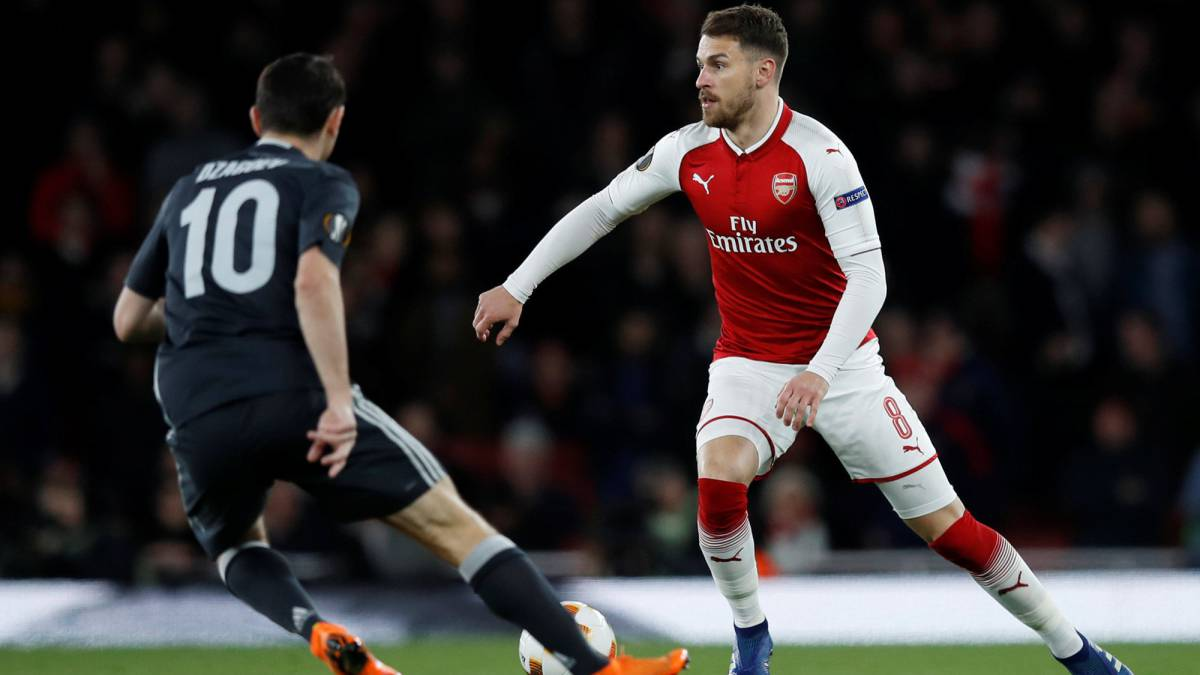 Arsenal - CSKA en directo: Europa League, cuartos de final