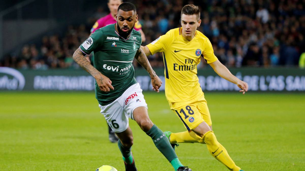 Image Result For Partido De Saint Etienne Vs Psg En Vivo Online