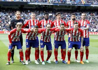 Atletico Madrid player ratings as Oblak stars